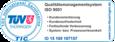 QM-Zertifizierung nach der neuen DIN EN ISO 9001:2015 erfolgreich und ohne Abweichung absolviert