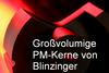 Großvolumige Schalenkerne für Transformatoren und Drosseln - PM-Ferritkerne bis PM179